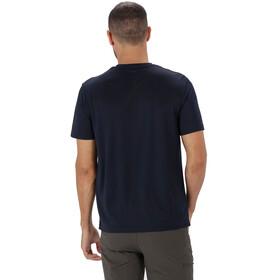 Regatta Fingal III - T-shirt manches courtes Homme - bleu